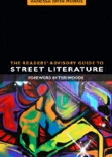 Обложка книги  - Readers Advisory Guide to Street Literature