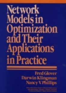 Обложка книги  - Network Models in Optimization and Their Applications in Practice
