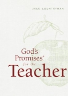Обложка книги  - God's Promises for the Teacher