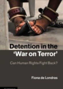 Обложка книги  - Detention in the 'War on Terror'