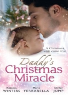 Обложка книги  - Daddy's Christmas Miracle