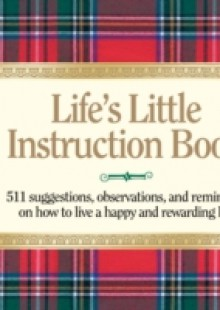 Обложка книги  - Life's Little Instruction Book