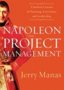 Обложка книги  - Napoleon on Project Management