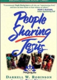 Обложка книги  - People Sharing Jesus, eBook