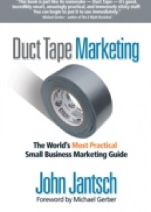 Обложка книги  - Duct Tape Marketing Revised and Updated