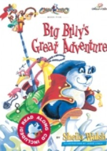 Обложка книги  - Big Billy's Great Adventure