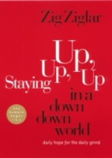 Обложка книги  - Staying Up, Up, Up in a Down, Down World