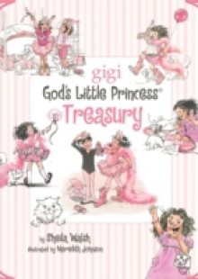 Обложка книги  - God's Little Princess Treasury