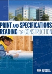 Обложка книги  - Print and Specifications Reading for Construction
