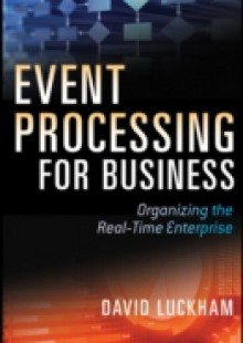 Обложка книги  - Event Processing for Business