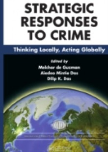 Обложка книги  - Strategies and Responses to Crime