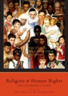 Обложка книги  - Religion and Human Rights: An Introduction