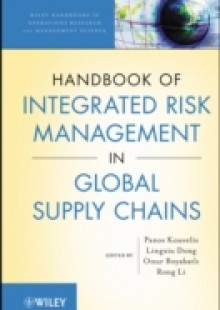 Обложка книги  - Handbook of Integrated Risk Management in Global Supply Chains