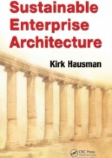 Обложка книги  - Sustainable Enterprise Architecture