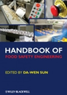 Обложка книги  - Handbook of Food Safety Engineering