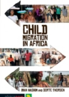 Обложка книги  - Child Migration in Africa