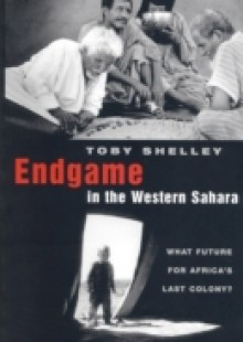 Обложка книги  - Endgame in the Western Sahara