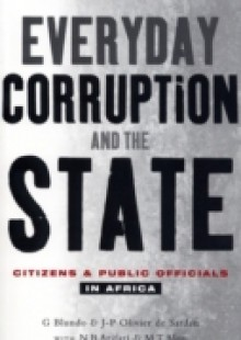 Обложка книги  - Everyday Corruption and the State