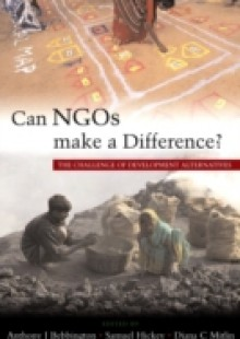 Обложка книги  - Can NGOs Make a Difference?