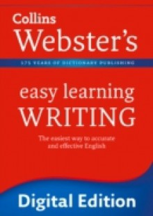 Обложка книги  - Writing (Collins Webster's Easy Learning)