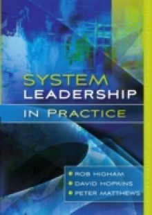 Обложка книги  - System Leadership In Practice