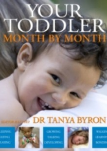 Обложка книги  - Your Toddler Month by Month