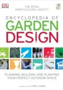 Обложка книги  - RHS Encyclopedia of Garden Design