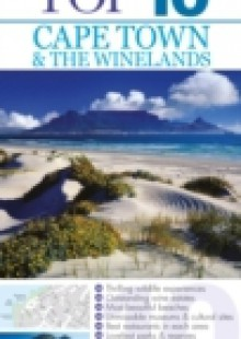 Обложка книги  - Cape Town and the Winelands