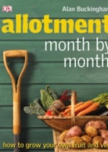 Обложка книги  - Allotment Month by Month