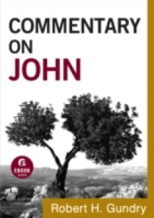 Обложка книги  - Commentary on John (Commentary on the New Testament Book #4)