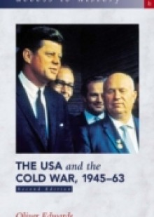 Обложка книги  - Access to History: The USA & the Cold War 1945-63 [Second Edition]