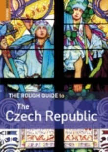 Обложка книги  - Rough Guide to Czech Republic