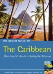 Обложка книги  - Rough Guide to the Caribbean