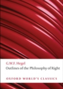 Обложка книги  - Outlines of the Philosophy of Right