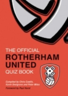 Обложка книги  - Official Rotherham United Quiz Book