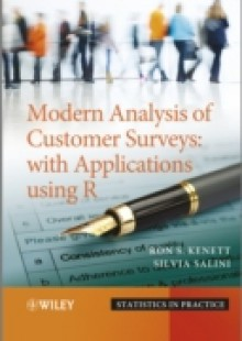 Обложка книги  - Modern Analysis of Customer Surveys