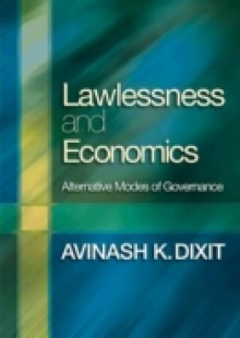 Обложка книги  - Lawlessness and Economics