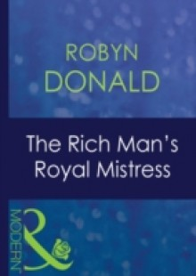 Обложка книги  - Rich Man's Royal Mistress
