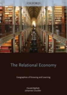 Обложка книги  - Relational Economy: Geographies of Knowing and Learning