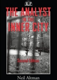 Обложка книги  - Analyst in the Inner City, Second Edition
