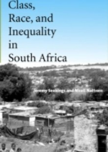Обложка книги  - Class, Race, and Inequality in South Africa