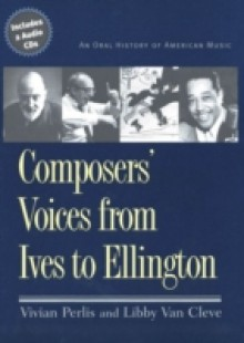 Обложка книги  - Composers' Voices from Ives to Ellington