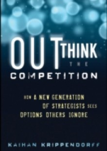 Обложка книги  - Outthink the Competition