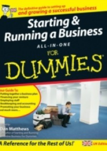 Обложка книги  - Starting and Running a Business All-in-One For Dummies