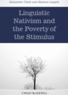 Обложка книги  - Linguistic Nativism and the Poverty of the Stimulus