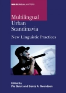 Обложка книги  - Multilingual Urban Scandinavia