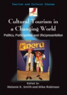 Обложка книги  - Cultural Tourism in a Changing World