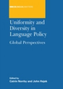Обложка книги  - Uniformity and Diversity in Language Policy
