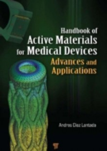 Обложка книги  - Handbook of Active Materials for Medical Devices