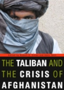 Обложка книги  - Taliban and the Crisis of Afghanistan